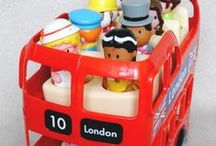 Travel to London - with babies and toddlers