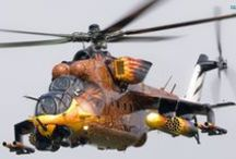 MI-24 / Mi-24 helicopter, only one like this...