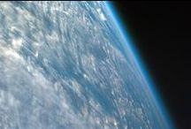 EARTH / Our home visible from space usually...