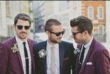 מלווים | groomsmen