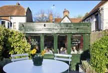 Berkhamsted / A Grade II listed building, Bill's Berkhamsted restaurant has masses of charm and character – plenty of low beams, nooks and crannies, and a beautiful terraced garden for those sunny days.