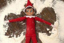 Året rundt - Jul - Elf on the Shelf