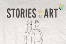StoriesToArt / Find out more about who we are and what we love doing!