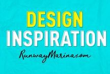 Design Inspiration / Here you can find pins of design and branding inspiration, especially the layout and colour for blog, website, offline and online media. Board of Pins about Design Inspiration. Design | Inspiration | Guide | Tips | Layout | Graphic | Colours | Art