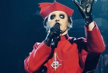 Ghost / I share photos of my favorite band Ghost. Just for fun :)