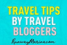 Travel Tips by Travel Bloggers / Here you can find the list of trusted travel tips, guide and advice from your favorite travel bloggers. Find the list of travel tips, destination guides, inspiration, itineraries, packing lists, ways to save and budget for travel, and more. Board of Pins about Travel tips by Travel Blogger. Travel | Blog | Inspiration | Guide | Tips | Journal | Bloggers | Travel Blogger | Hacks |