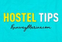 Hostel Tips / Here you can find the list of trusted hostel tips, guide and advice in Asia, Africa, America, South East Asia, Australia and Europe. Board of Pins about Hostel tips, hacks and guides. Travel | Hostel | Tips | Guide | Hacks | Female | Sleep | Accommodation | Travelling | Traveller | Backpackers | Hotel | Dorm