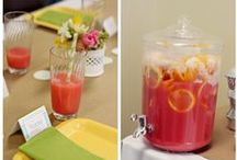 'ades, punches & smoothies