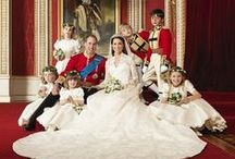 Every April 29th  / Prince William and Kate Middleton's Wedding [anniversary] - I'll be having a party every April 25th... whether it be by myself or with people.  There will be English food, drink, dessert, and the wedding of course.  Both NBC, and the BBC's coverage. / by Kate Andersen