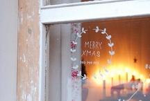 Joyeuses Fêtes / Inspiration décorations Noël et fêtes de fin d'année.