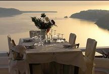Alfresco / dining experience and ambiance