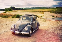 VW / I kinda really <3 classic veedubs. / by Tina T