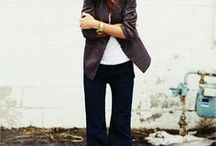Flare Jeans and Trousers / How to wear your flares...