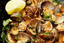 Eats:Seafood / Main Ingredient hails from a body of water..Fresh or Salt  / by Florence Doyle