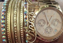 jewelry/watches / a girl can NEVER have too much of it!! / by sher