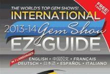 EZ-Guides to GEM SHOWS!!!