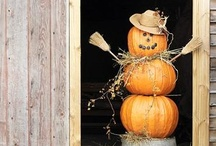 Holiday Stuff-Halloween / by Wendy Penwright