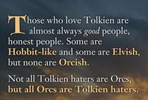 One Ring To Rule Them All / LOTR!!!! / by Lauren R.
