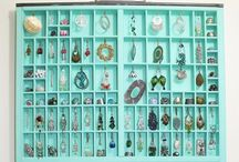 How to display your jewelry  / by Priscilla King