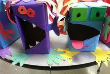 Art classes kids / by Deyanira Fondeur