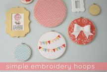 Craft Projects - Fabric / by Emily Emma Jones