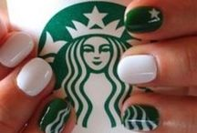 Nail Art Inspiration / How creative can you be with your nails using Bartell products?