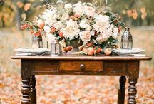 Fall Inspired Wedding / by Serena Jae