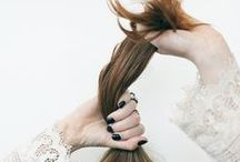 Do It Yourself: Hair / The latest in hair hacks and tutorials to get you through even your worst hair days.  / by HuffPost Style