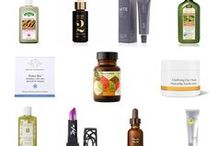Our Beauty Favorites / Here's what we're vibin' in the HuffPost Style office.  / by HuffPost Style