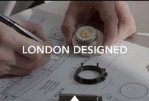 Uniform Wares - London designed. / An inside look into Uniform Wares' design and development process.