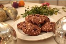 FESTIVE SEASON / Lots of savoury and sweet recipes to enjoy over the festive season!! - All free from wheat, dairy and refined sugars.