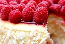 Dessert Recipes, cakes, cookies, pies etc / by Gloria Konarzewski