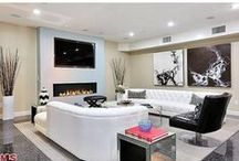 LIVING ROOMS / Salas, detalles  / by Ana Wagner