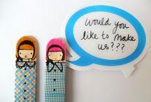 DIY / Nice little things crafts