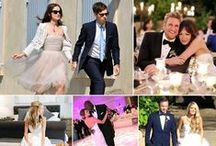 "Tying the Knot / Celebrity couples saying ""I do""..."