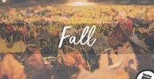 :: FALL :: / Houston Moms Blog shares their love of the fall season.