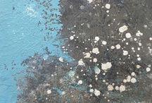 Malerier/Art -  Britta Hellesøe / Malerier-Collage samt  Mixed Media af Britta Hellesøe