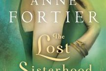 Pin To Win Contest - NOW CLOSED / Re-pin my cover of THE LOST SISTERHOOD for a chance to win an advance copy! Be sure to re-pin one of my original pins in order to be considered. One U.S. winner will be selected at random. Thank you for pinning!