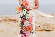 Wedding Flowers / Bouquets, buttoners, center pieces and more