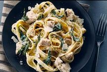 Pasta Recipes / The best pasta recipes featuring chicken! / by Canadian Chicken