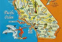 PLACES IN MY HEART / Native Southern Californian. Lived in San Diego for 36 years. Love the West Coast from California to Washington State. / by Pamela Ann