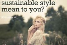 Learn about Fair Trade & Ethical Fashion!