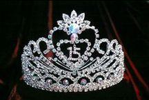 Quinceanera Jewelry:  Crowns, Tiara, Necklaces, Earrings, Rings, / Quinceanera Jewelry:  Crowns, Tiara, Necklaces, Earrings, Rings.  Quinceañera joyería: Coronas, Tiara, collares, pendientes, anillos,