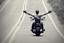 Motorcycle spirit / Bikers / riders