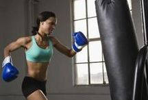 Boxing & Kickboxing / Workouts and training tips for boxers and kick boxers of all ages and levels