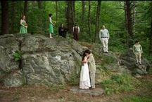 Outdoor Wedding Ceremonies / Natural wedding venues
