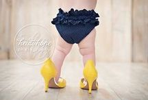 Baby & Pregnancy Photography Ideas