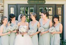 Green Wedding / Wedding inspiration for a green, eco luxe wedding.
