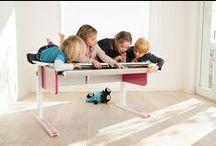 moll Emotion / Kinderschreibtisch - Champion, Winner, Joker /  Desk for children - Champion, Winner, Joker /  http://moll-funktion.com/