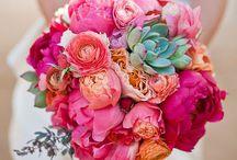 Zukünftige Projekte / Hochzeitsblumen